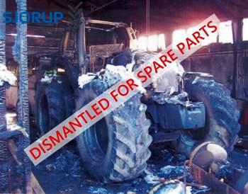 salg af Deutz-Fahr Agrotron 260 traktor