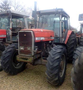 salg af Massey Ferguson 3125 traktor