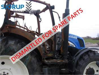 salg af New Holland TS 110A traktor