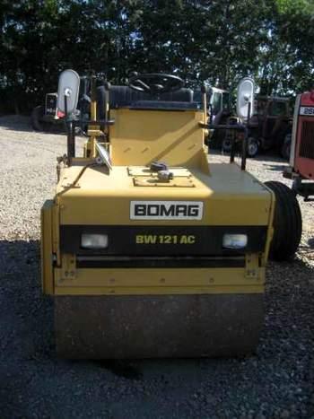 salg af Bomag BW121AC Tromle