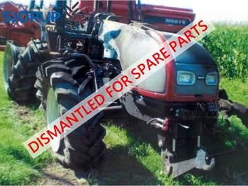 salg af Valtra T150 traktor