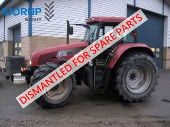 salg af Case CS150 traktor