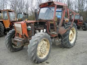 salg af Fiat 880 DT traktor