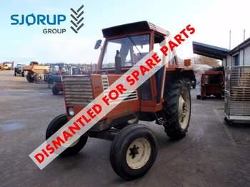 salg af Fiat 580 traktor