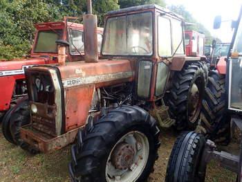 salg af Massey Ferguson 298 traktor
