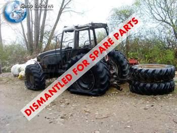 salg af New Holland 160 traktor
