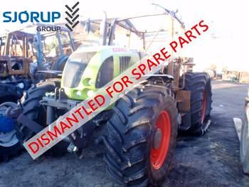 salg af Claas Ares 697ATZ traktor