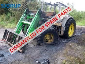 salg af John Deere 6430 traktor