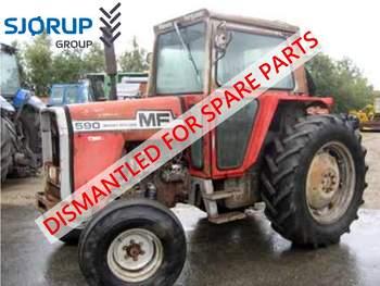 salg af New Holland TS 115 traktor
