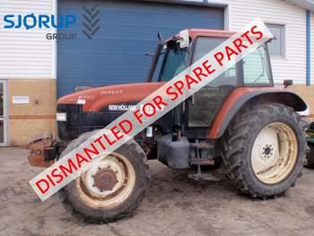salg af New Holland M 100 traktor