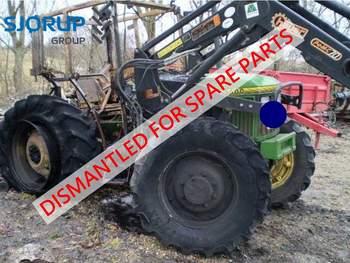 salg af John Deere 5400 traktor