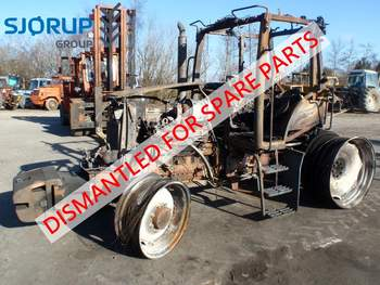 salg af Renault Ares 656 RZ traktor