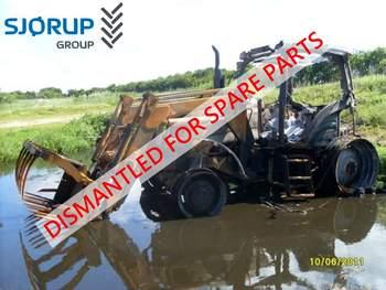 salg af New Holland TS 115 A traktor
