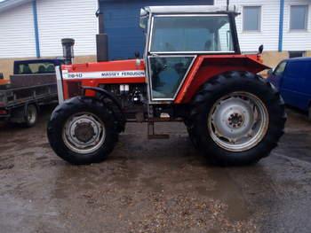 salg af Massey Ferguson 2640 traktor