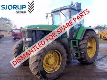 salg af John Deere 7700 traktor