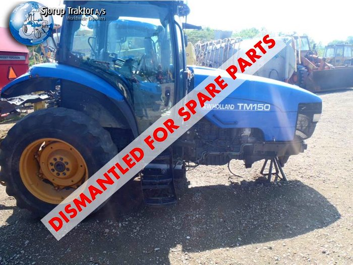 New Holland TM 150 tractor - Dismantled tractors Secondhand Parts