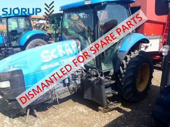 salg af New Holland TM 150 traktor