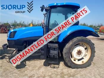 salg af New Holland T 6080 traktor