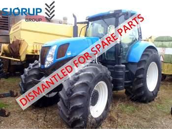 salg af New Holland T7060 traktor