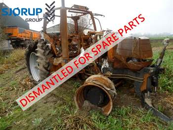 salg af Case traktor