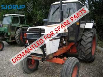 salg af New Holland TVT 155 traktor