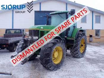 salg af John Deere 7600 traktor