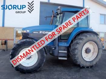 salg af Ford 8870 traktor