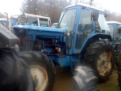 salg af Ford TW15 traktor