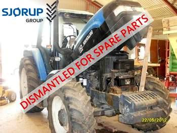 salg af New Holland 8160 traktor