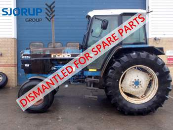 salg af Ford 7840 SL traktor