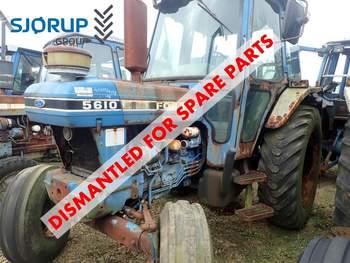 salg af Ford 5610 Flll traktor