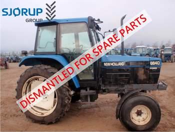 salg af New Holland 6640 SL DP traktor