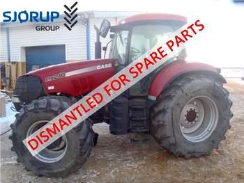 salg af Case Puma 210 traktor