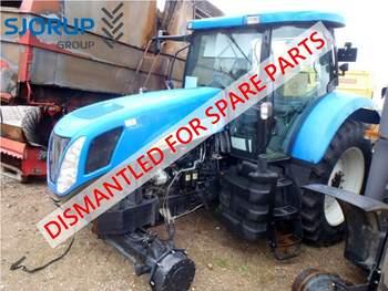salg af New Holland T 7060 traktor