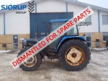 salg af Ford 7740 SLE traktor