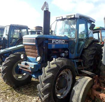 salg af Ford TW 15 F 2 traktor