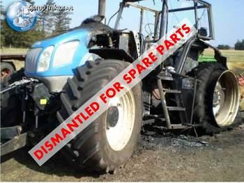 salg af New Holland T7550 traktor