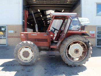 salg af Fiat 80-90 traktor