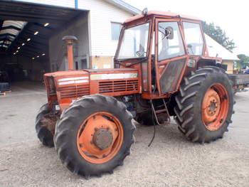 salg af Same Buffalo 130 traktor