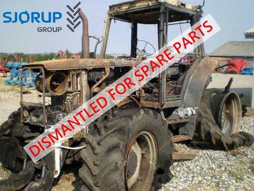 salg af Massey Ferguson 8110 traktor