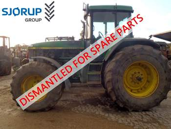 John Deere - Sjorup Group - Worldwide Export