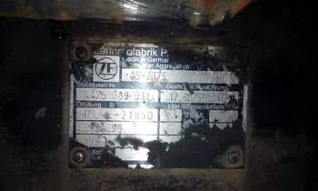salg af Foraksel Deutz Agrotron 200 (ZF AS-2075)