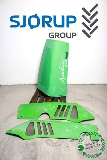 salg af Motorhjelm Deutz Agrotron 230