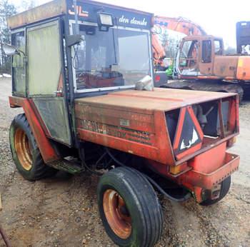 salg af JL 530 traktor