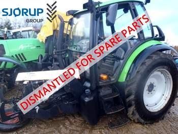 salg af Deutz-Fahr 106 traktor