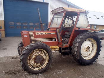 salg af Fiat 80-90 DT traktor