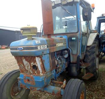 salg af Ford 6610 F II traktor