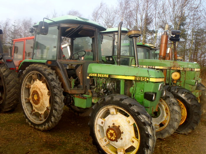 john deere 2850 traktor zerlegten traktoren gebrauchte ersatzteile john deere sjorup group. Black Bedroom Furniture Sets. Home Design Ideas