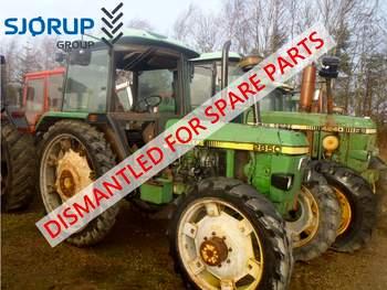 salg af John Deere 2850 traktor