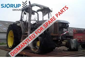 salg af John Deere 6600 traktor